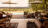 Two Bedroom Villa Outdoor Lounge Area