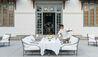 Amantaka : Poolside Dining