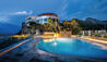 Jumeirah Port Soller Hotel & Spa : Sa Talaia Pool at Night
