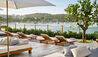 Nobu Hotel Ibiza Bay : Sunbeds