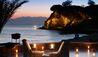 Sani Beach : Sunset At Ammos