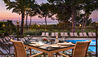 Castillo Hotel Son Vida - a Luxury Collection Hotel : Al Fresco Dining At Sunset