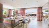 Byblos Saint-Tropez : Missoni Home Suite Living Room