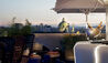 The Ritz-Carlton, Vienna : Atmosphere Rooftop Bar