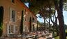 Le Mas Candille : Exterior, Terrace And Garden