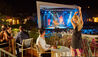 Forte Village - Hotel Castello : Piazza Luisa Entertainment