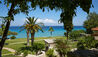 Afitis Boutique Hotel : Gardens And Sea View