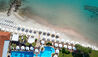 Afitis Boutique Hotel : Aerial View Of The Beach