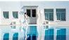 Petasos Beach Resort & Spa : Waitress Service