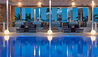 Myconian Ambassador Hotel Relais & Châteaux : Swimming Pool At Night