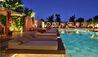 The Margi : Swimming Pool At Night