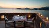 Aman Sveti Stefan : Terrace Dining