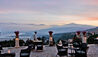 Belmond Grand Hotel Timeo : Terrace At Dusk