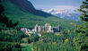 Fairmont Banff Springs : Property Exterior Within Landscape