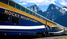 Rocky Mountaineer : Golf Leaf Carriage