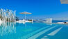 Canaves Oia Sunday Suites : Swimming Pool With Sea View