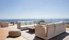 La Reserve Ramatuelle Hotel Spa & Villas : Bar Lounge Exterior
