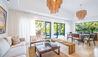 Sublime Samana : Three Bedroom Casita Living Area