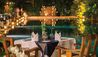 La Residence d'Angkor, A Belmond Hotel, Siem Reap : Evening Dining