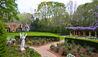 Monmouth Historic Inn : Pergola And Rose Garden