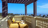 The Cloister at Sea Island : Beach club suite balcony