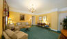 The Hermitage Hotel : Executive Suite Parlor