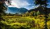 Inkaterra Machu Picchu Pueblo Hotel : Eco Garden