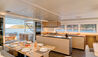Dream Yacht Charter : Dining Area