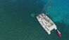 Dream Yacht Charter : Aerial View Of Yacht