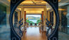 Raffles Seychelles : Spa Entrance