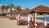 Constantinou Bros Asimina Suites Hotel : Beach Cabanas