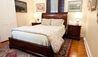 Oak Alley Plantation : Cottage bedroom