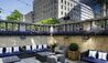 Loews Boston Hotel : Precinct Kitchen + Bar Outdoor Seating