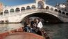Belmond Hotel Cipriani : Gondola by the Rialto Bridge