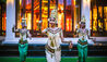Anantara Angkor Resort : Khmer Dancers