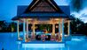 Lazy Lizard  Estate House at  Jumby Bay Island : Outdoor Dining