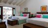 Whispering Palms Villa at  Jumby Bay Island : Twin Bedroom