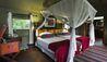 Selinda Camp : Luxury Tent Interior