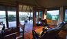 Selinda Camp : Luxury Tent Interior & View