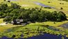 Selinda Camp : Surrounding Landscape