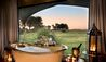 Duba Plains : Indulgent Bath Experience