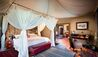 Duba Plains : Guest Tent Interior