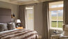 Deplar Farm : Bedroom With View