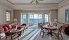 Mandarin Oriental, Canouan : One Bedroom Ocean View Living Area