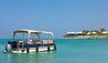 The Ritz-Carlton Ras Al Khaimah, Al Hamra Beach : Boat