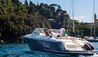 Belmond Hotel Splendido : Private Motorboat, Chris-Craft Corsair 36