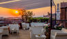 Due Torri Hotel : Panoramic Terrace And Grill Restaurant