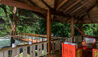 Pacuare Lodge : Jaguar Villa - Outdoor Seating
