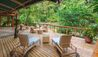 Pacuare Lodge : Outdoor Seating