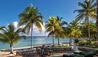 Half Moon : Beachfront Sun Terrace